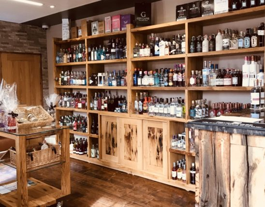 Gin Lane shop